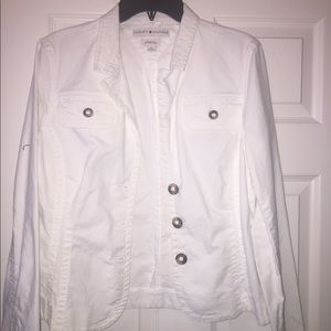 Tommy Hilfiger Jackets & Coats - Tommy Hilfiger jean jacket